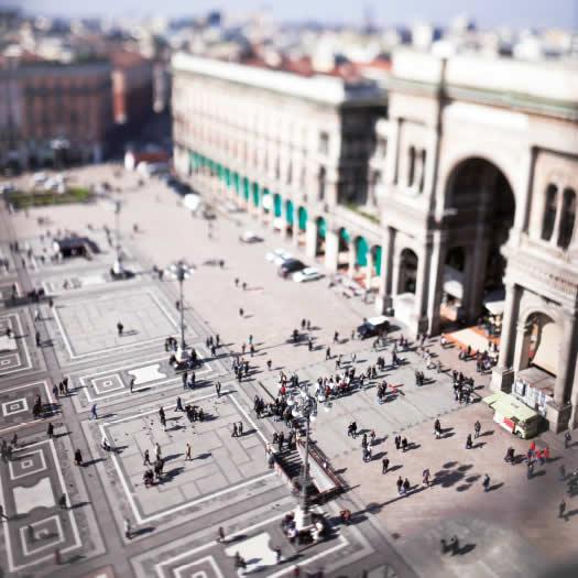 piazza di Milano